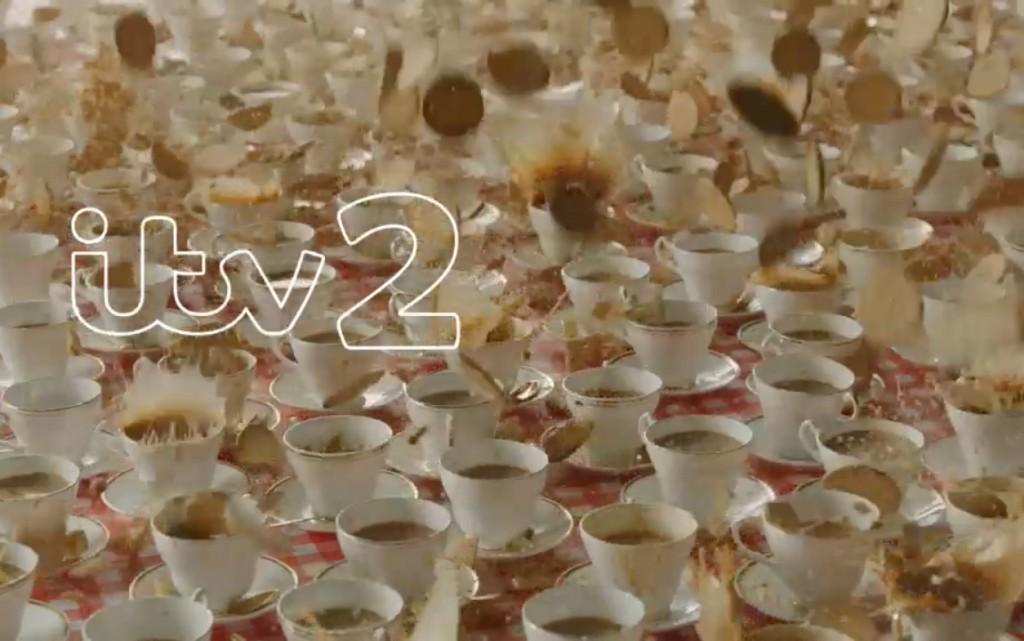 ITV2 Idents Slam Dunk Screenshot
