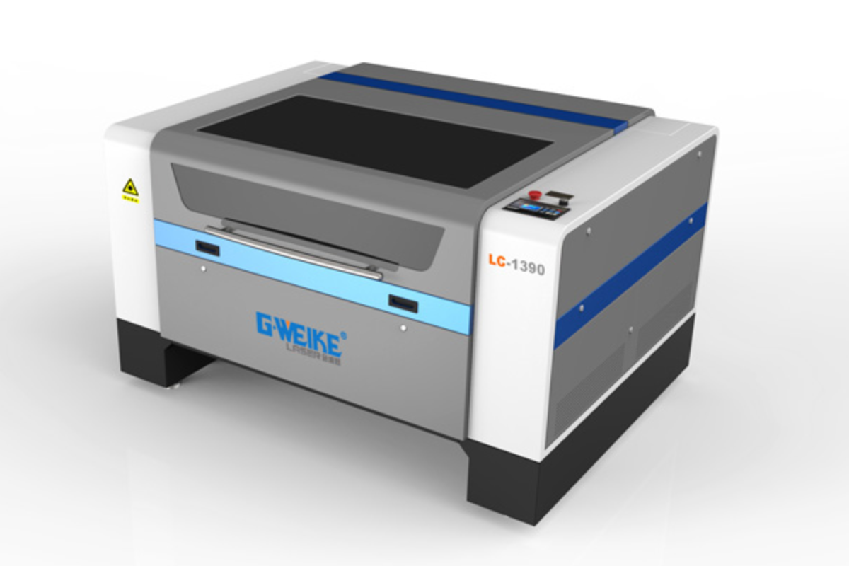 G-Weike LC-1390 Laser cutting